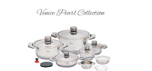 ceny i opnie garnki venice 19 pearl collection włoskie